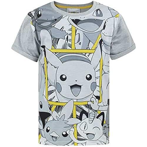 Noisy Sauce - Camiseta de manga corta - Camiseta gráfica - Manga corta - para niño