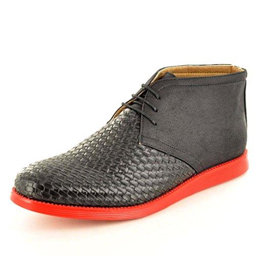 my-perfect-pair-herren-stiefel-schwarz-schwarz