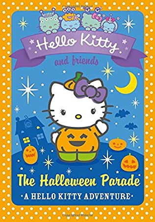 book cover of The Halloween Parade