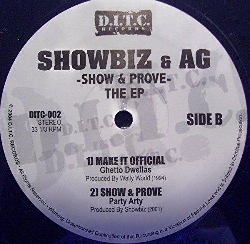 Show & Prove [Vinyl Single 12''] (Und Ag Showbiz)