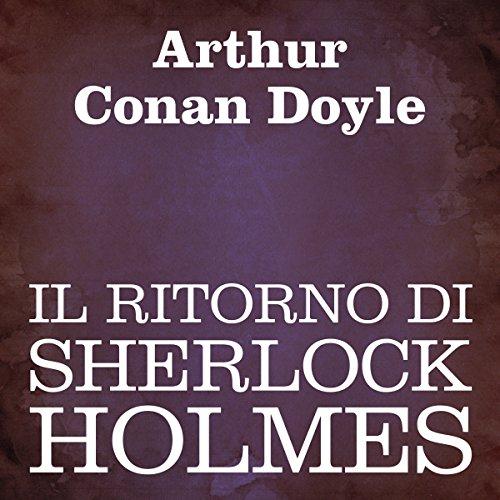 Il ritorno di Sherlock Holmes  Audiolibri