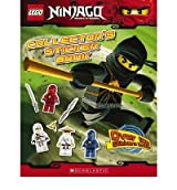 [( Lego Ninjago: Collector's Sticker Book )] [by: Inc. Scholastic] [Oct-2012]
