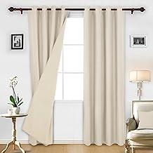 suchergebnis auf amazon.de für: gardinen wohnzimmer modern - Vorhänge Wohnzimmer Bilder