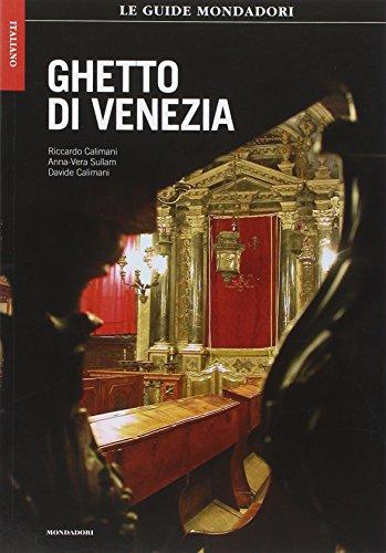 Ghetto di Venezia (Le guide Mondadori) por Riccardo Calimani