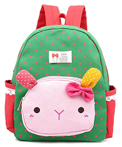 Imagen de  infantil zoo tela gato animales preescolar niños saco viajar lindo niña bambino lona algodón