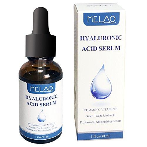 Misyo Hyaluronsäure Serum für Gesicht – 100% reine medizinische Qualität Klinische Stärke Formel !. Hält 1.000 Times sein eigenes Gewicht in Wasser – Plump und Hydrate – All Natural Moisturizer Serum - 2