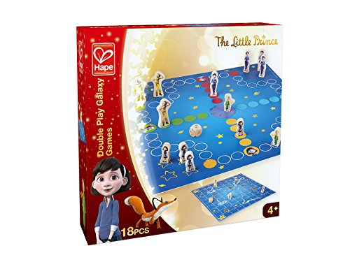 Hape E748175 The Little Prince E748175-2-in-1 Galaxy Spiel Sammlung, bunt