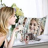Kosmetikspiegel faltbar