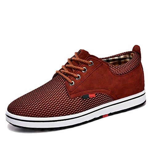 Miyoopark , Chaussures de ville à lacets pour homme red