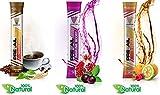 Valentus 12 in 24 Plan - Weight-Loss Slimming Coffee - 1 Box Slimroast, 1 Box Trim & 1 Box Immune