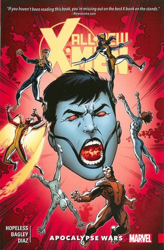 All-new X-men: Inevitable Vol. 2: Apocalypse Wars por Dennis Hopeless