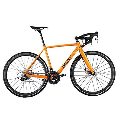 IMUST Carbon Cyclocross Bike Disc Brake