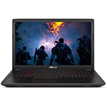 "ASUS FX73VE-WH71 High Performance 17.3"" FHD Gaming And Business Laptop PC (Intel I7 Quad Core, 8GB RAM, 1TB HDD, GTX 1050 Ti 4GB, 17.3"" Full HD 1920x1080, Backlit Keyboard, Win 10 Home)"