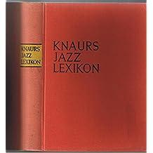 Knaurs Jazz Lexikon