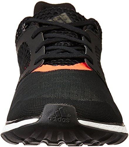 Zapatillas De Running Adidas Energy Bounce 2 M, Negras Para Hombre (negbas / Griosc / Rojsol)