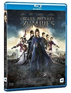 Orgueil et préjugés et zombies [Blu-ray]