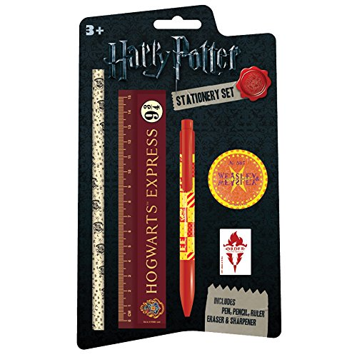 Image of Harry Potter SR72242 Stationery Set