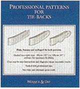 Professional Patterns for Tie-Backs by Catherine Merrick (2006-07-31)
