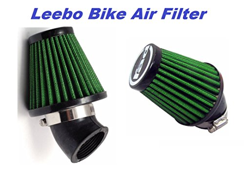leebo rad air filter for bike universal all bikes green Leebo RAD Air filter for bike universal all bikes Green 51q5YTrVJOL