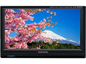 Kenwood LZ-612IR Moniceiver (15,5 cm (6,1 Zoll) Widescreen TFT-Monitore, Touchscreen, AUX-In) schwarz