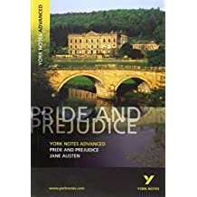 Pride and Prejudice: York Notes Advanced