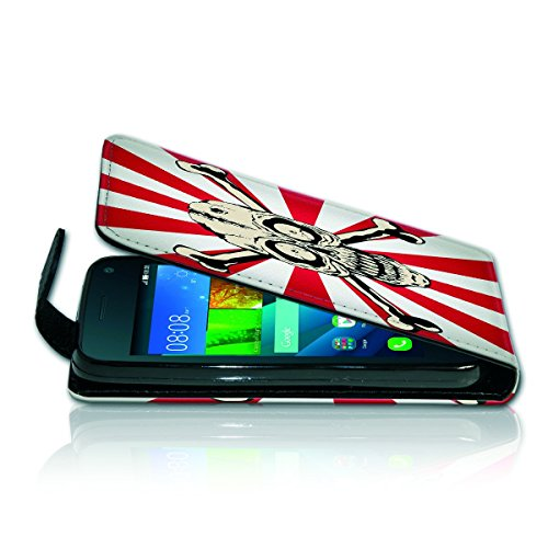 Vertical Flip Style Housse Case Étui Coque Motif cartes étui support pour Apple iPhone 5/5S – Variante ver36 Design 2