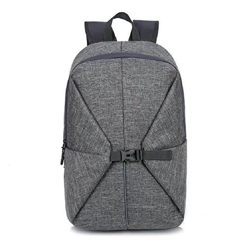 LF&F Backpack Hochwertiges Nylon 30L KapazitäT Freizeit Outdoor Sport Rucksack College Tasche Laptop Tasche Mehrzweck ReisegepäCk Tasche Daypacks A