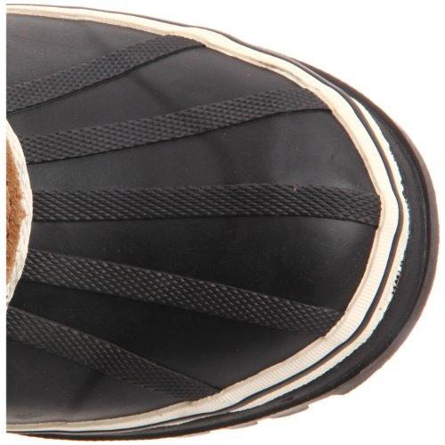 Skechers Usa Revine Hopkin Schneestiefel Black/Khaki