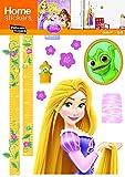 Unbekannt Sticker Wandtattoo Kinder Messlatte Prinzessin (Disney) Neue Bilder