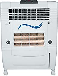 Maharaja Whiteline Blizzard CO-123 60-Litre Air Cooler (White/Grey)