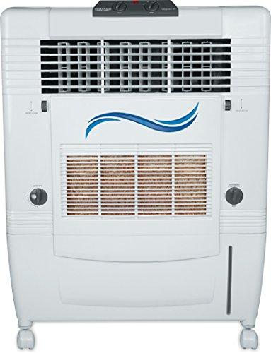 Maharaja Whiteline Blizzard Co-123 60-litre Air Cooler (white/grey)