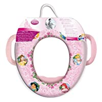 Rotho Babydesign 204260009AQ gepolsterter Soft WC-Sitz, pink