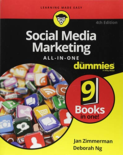 Social Media Marketing All-in-One For Dummies (For Dummies (Business & Personal Finance)) - Für Management Dummies