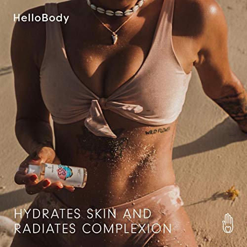 Zoom IMG-2 hellobody coco gold face oil