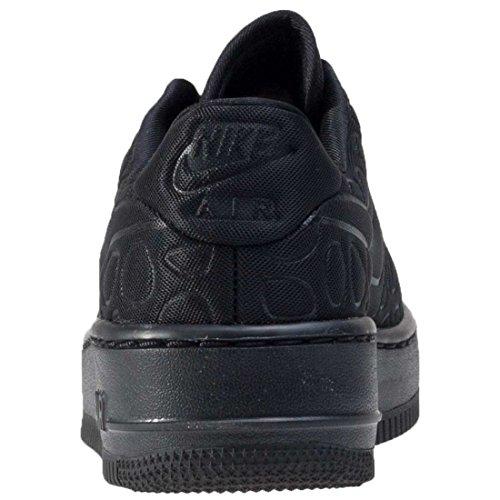 Nike W Af1 Upstep Se, Scarpe da Basket Donna Nero / Nero-Bianco)