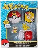 Wurfball-Set mit einem Pokeball Pikachu und Poke Ball/Cubone und Repeat-Ball-Figur