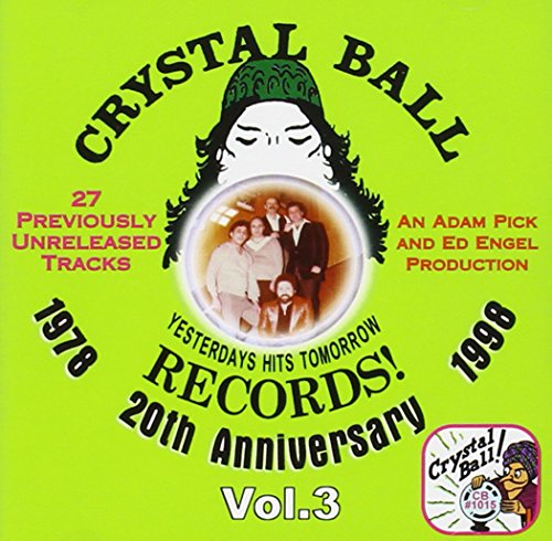 CRYSTAL BALL 20TH ANNIV VOL. 3-CRYSTAL BALL 20TH ANNIV