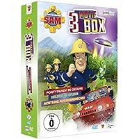 Feuerwehrmann Sam - 3 Movie Box