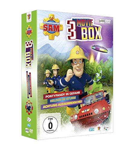 Feuerwehrmann Sam - 3 Movie Box [3 DVDs]