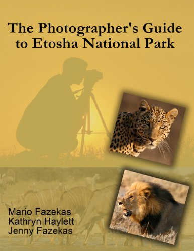 The Photographer's Guide to Etosha National Park (English Edition)