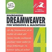 Dreamweaver 4-Visuell snabbguide (Swedish)