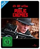 Public Enemies Steelbook [Blu-ray]