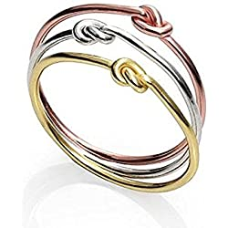 ANILLO PLATA SRA JEWELS