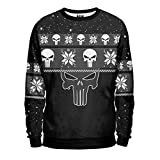 Noorhero - Felpa Uomo - The Punisher Christmas