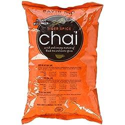David Rio - Tiger Spice Chai, Nachfüllbeutel (1 x 1.814 kg)