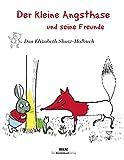Malbuch: Der kleine Angsthase und seine Freunde