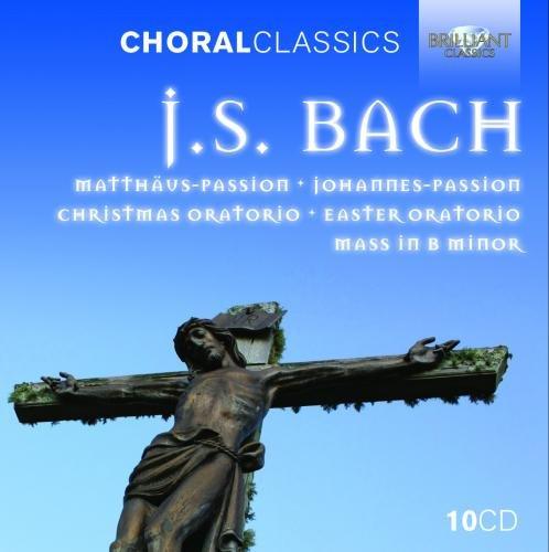 Bach: Passionen,Oratorien, Messen