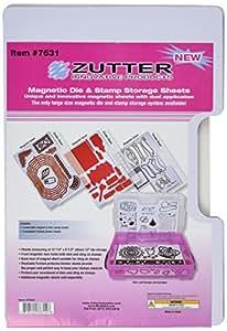Zutter Zutter Zutter Aimant Feuilles Plus 3intercalaires, 3-pack