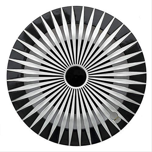 GUGSS Copricerchi in Plastica Generico, Set di 4, 14 Po