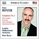 Boyer: Symphony No. 1 [Peter Boyer, London Philharmonic Orchestra] [Naxos: 8.559769]
